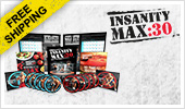 Insanity Max 30 Fitness Program