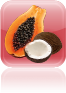 papaya coconut shakeology recipe