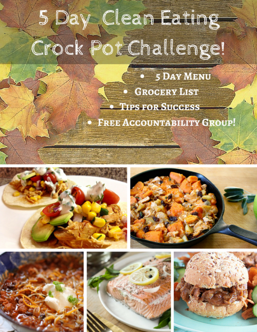Free 5 day clean eating crockpot group starts 1016 kathi reuter free 5 day clean eating crockpot group starts 1016 forumfinder Choice Image