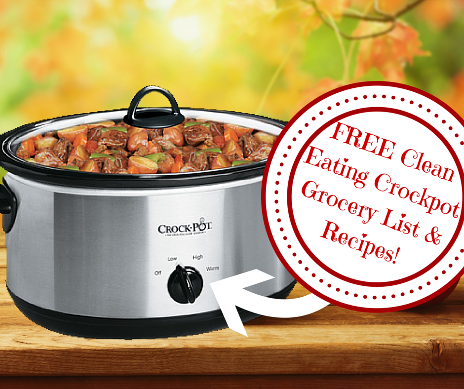 Clean Eating Crockpot Group, Round #2 Starts Up on November 9th!