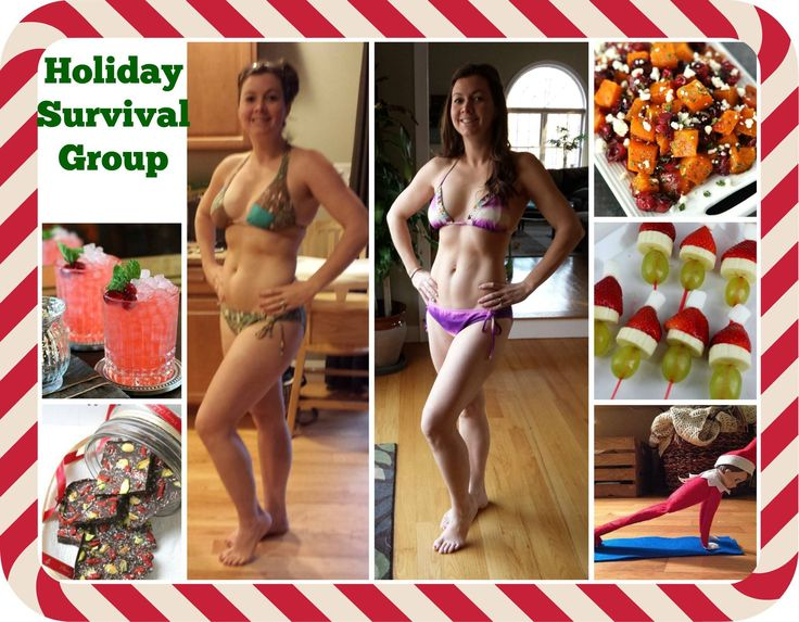 Holiday & Christmas Survival Group – Avoid the Weight Gain during the Holidays!