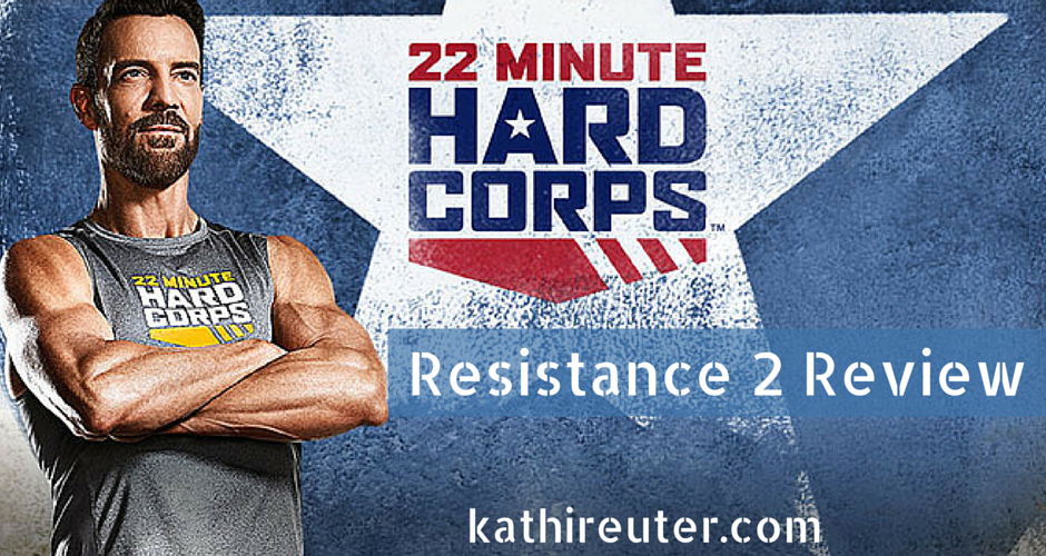 22 Minute Hard Corps – Day #8 – Resistance 2 Review