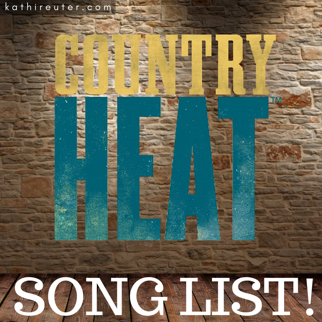 Country Heat Song List and Playlist