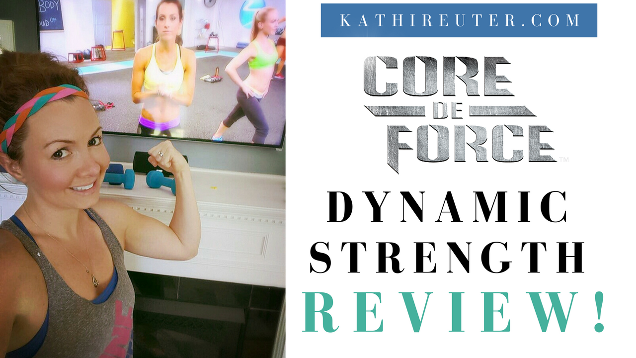 Core De Force Day #2 Review – Dynamic Strength Review