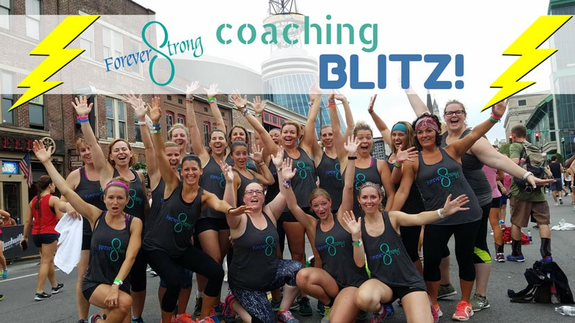 Team Forever Strong LIVE Coaching Blitz Tonight @ 9:00PM