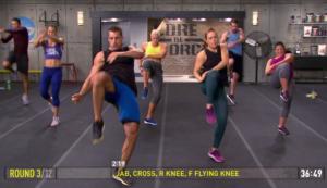 Core De Force Day #19 Review – MMA Plyo – Kathi Reuter