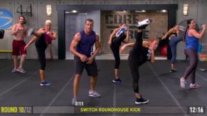 core de force mma power switch roundhouse kick