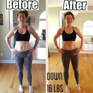 ultimate reset before and after