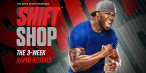 shift shop 3 week shred program