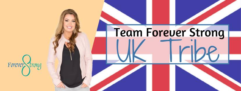 Team Forever Strong UK Free Informational Launch Group Kicks Off September 25th!